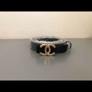 Women elegant Chanel Belt